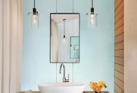 Bathroom Ideas Double Pendant Modern Bathroom Lighting regarding size 900 X 1151