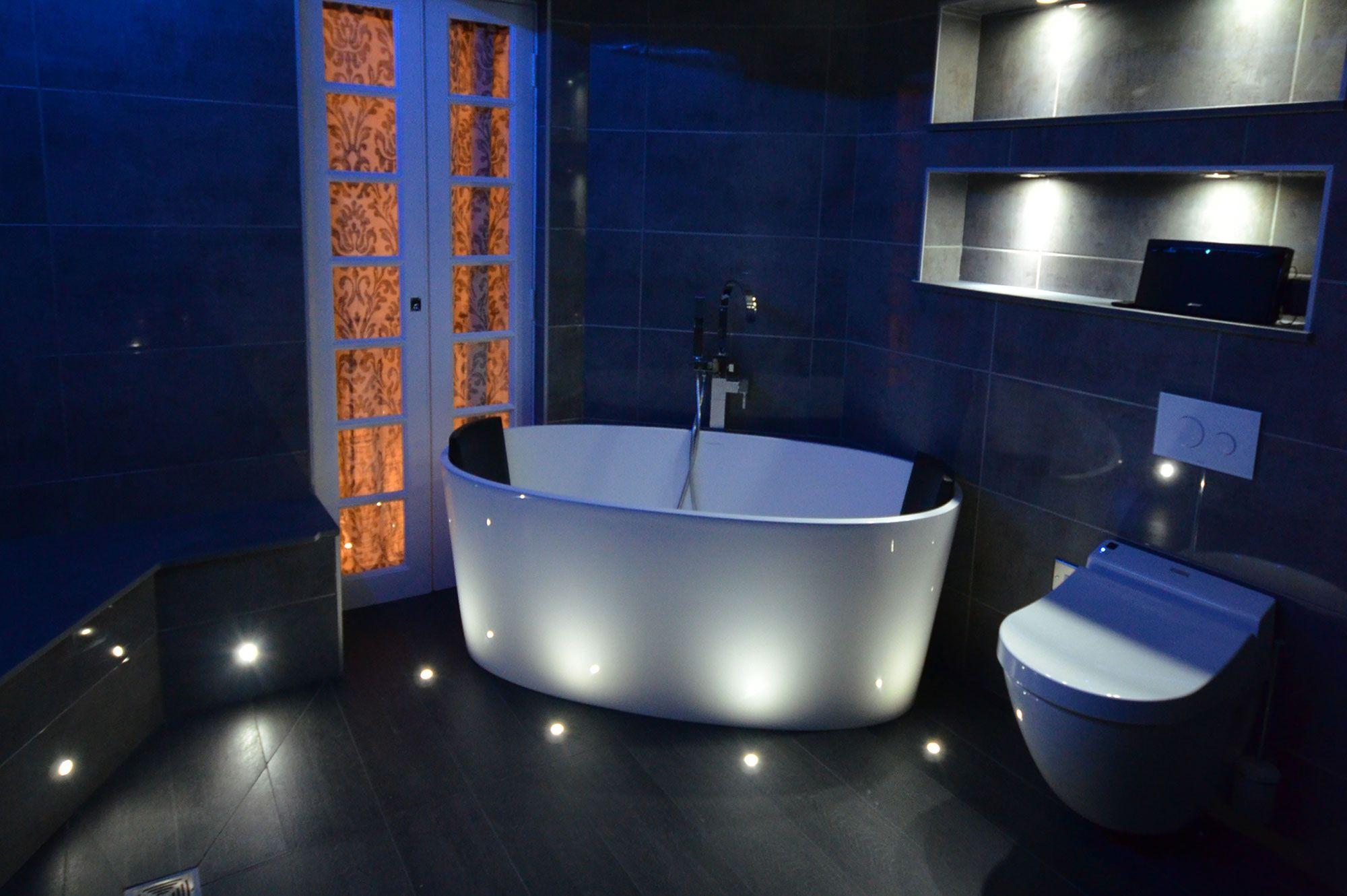 Bathroom Ideas Led Mood Lighting Rockash Bath Bathroom pertaining to dimensions 2000 X 1330