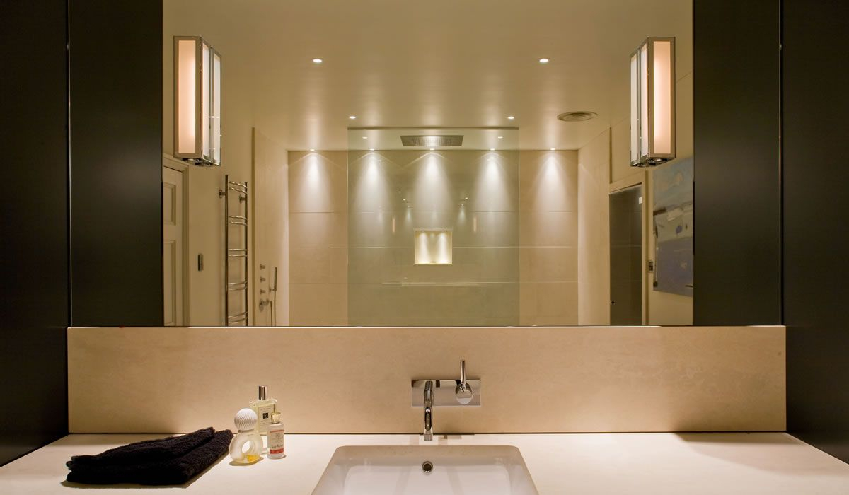 Bathroom Lighting Ideas Home Interiors Best Bathroom throughout dimensions 1200 X 700