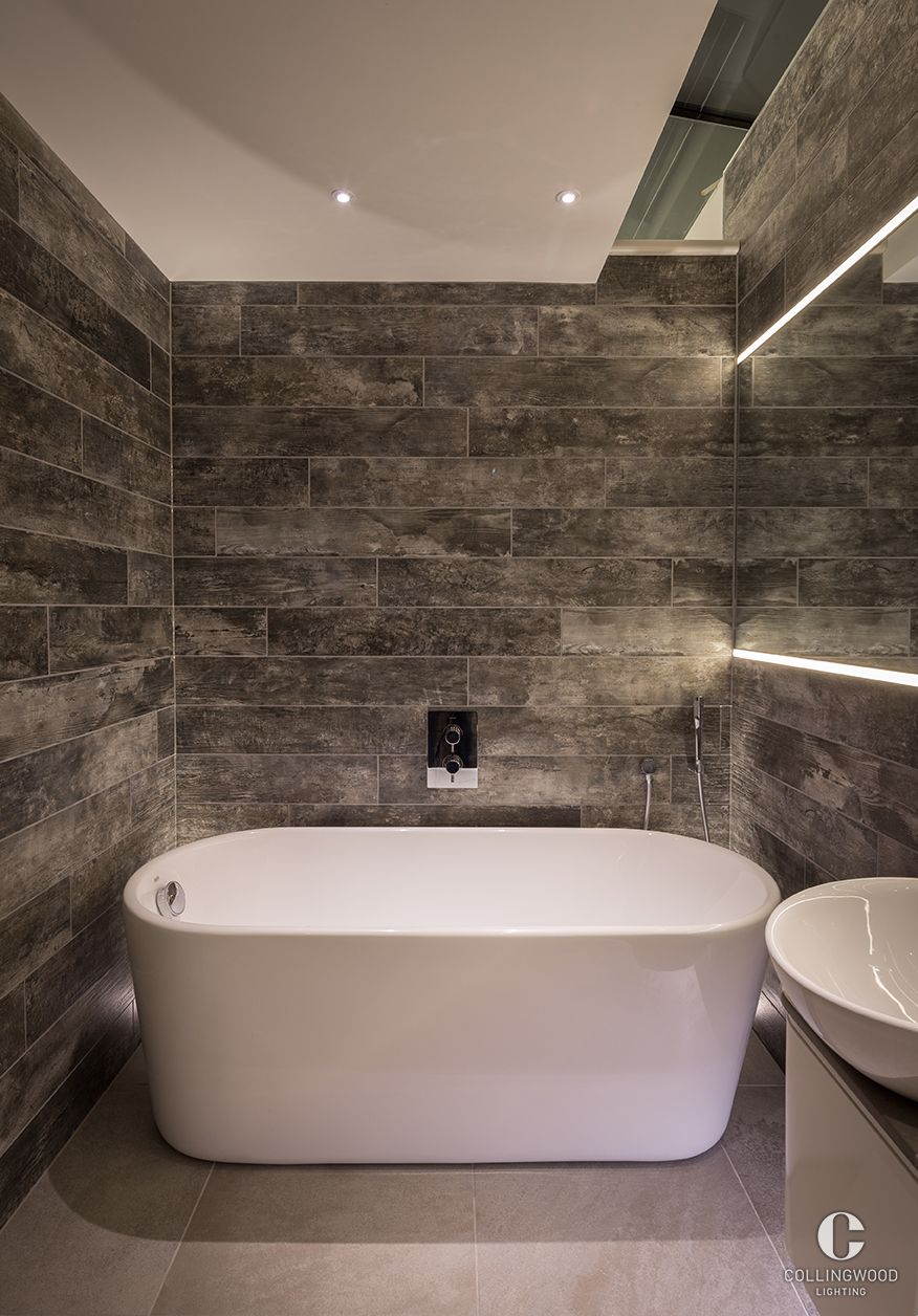 Bathroom Lighting Inspiration Led Downlights Strip Lights intended for dimensions 876 X 1256