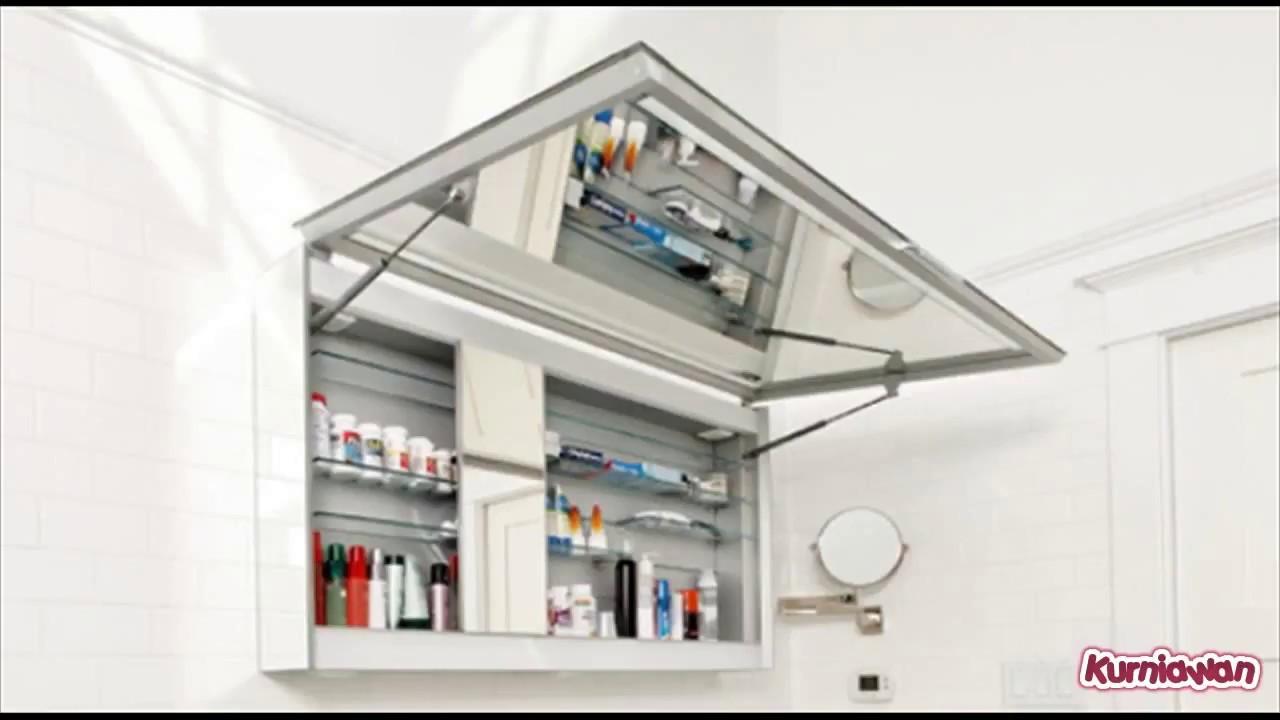 Bathroom Mirror With Hidden Storage throughout proportions 1280 X 720