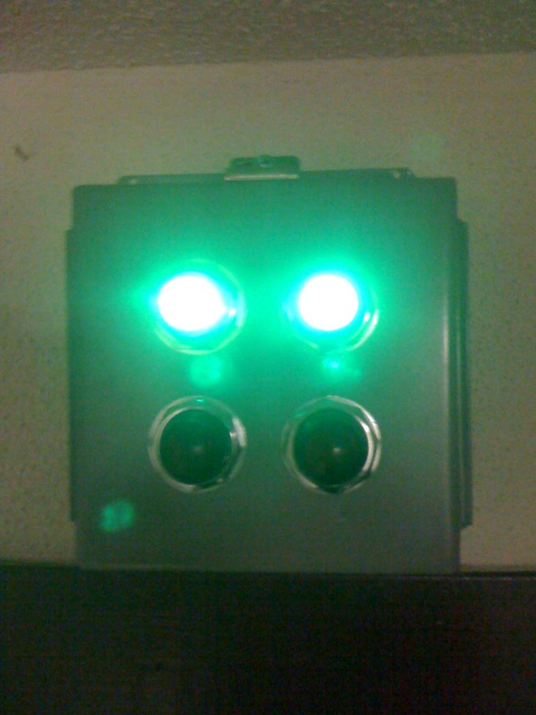 Bathroom Status Indicator Lights And Automatic Switch 4 for size 768 X 1024