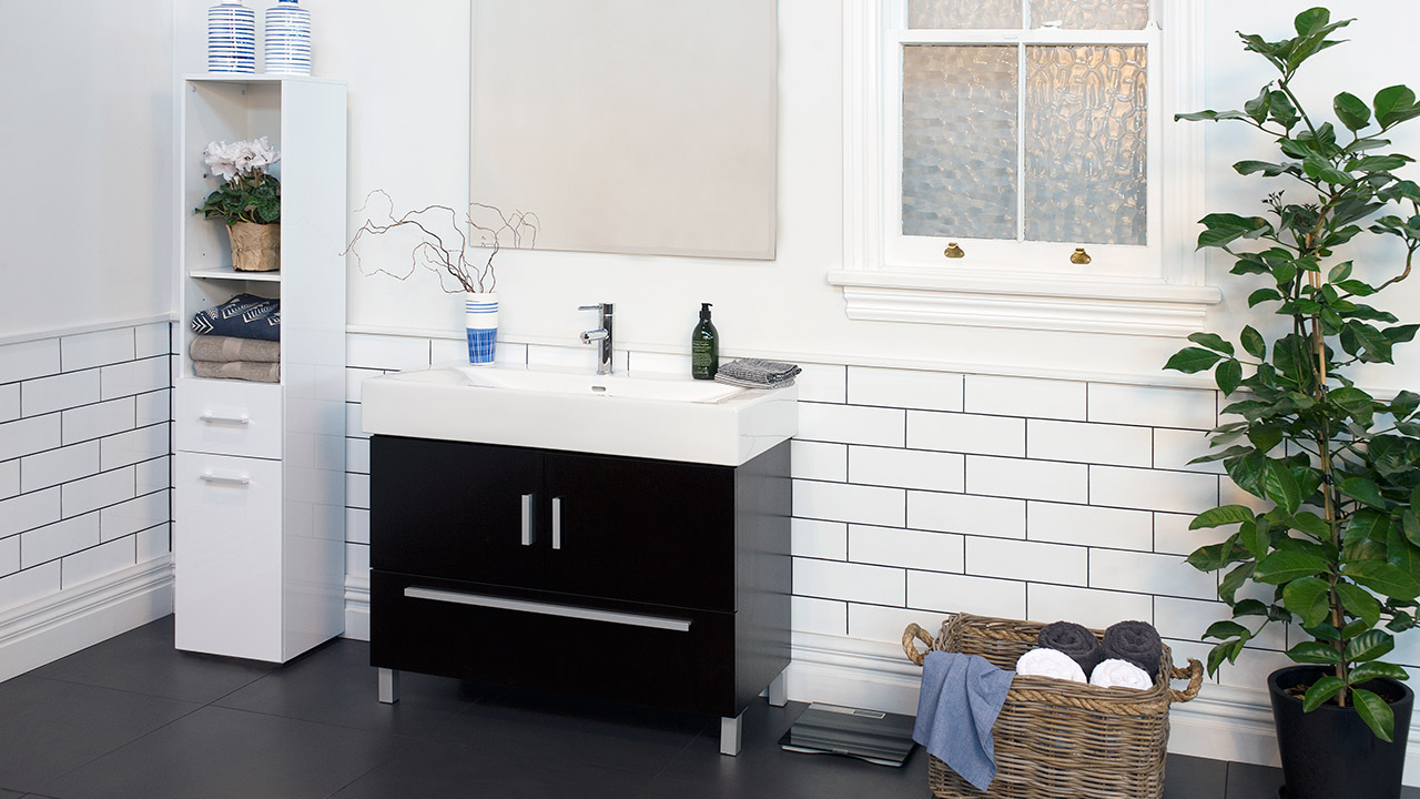 Bathroom Storage Diy Inspiration Mitre 10 regarding proportions 1280 X 720