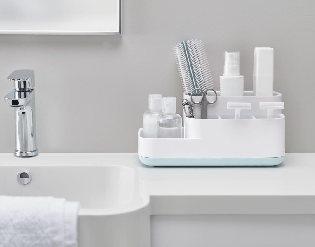 Bathroom Storage Organizer Caddy inside dimensions 1080 X 846