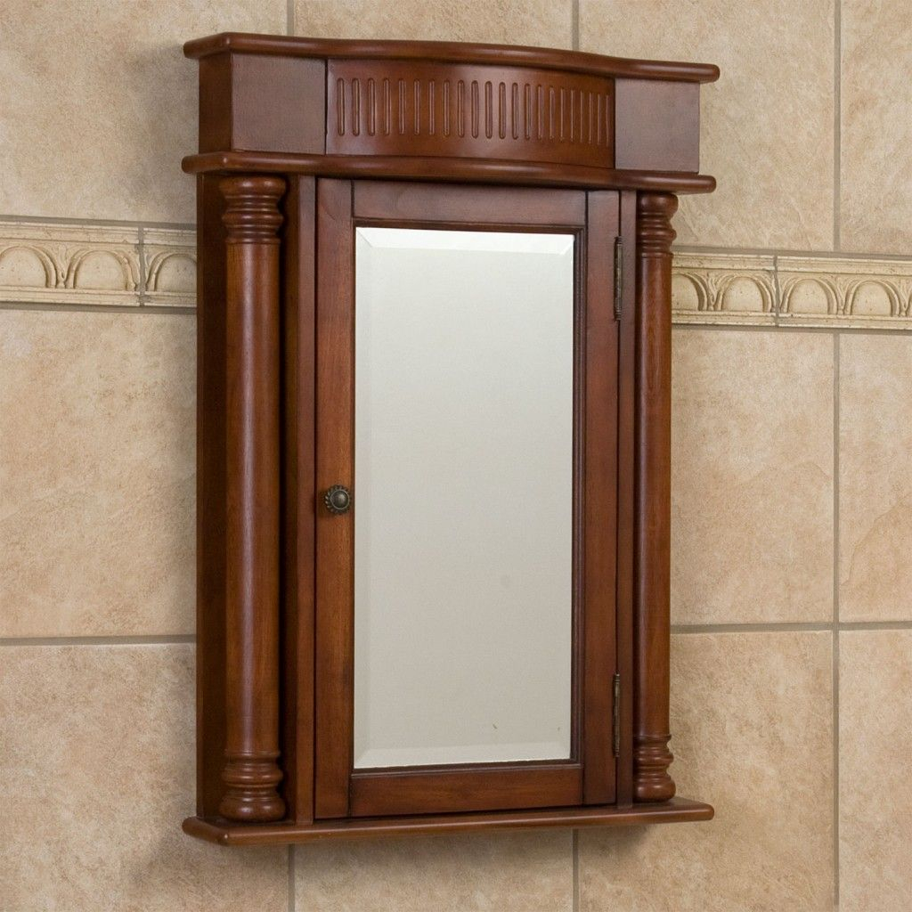 Cherry Wood Medicine Cabinets Cherry Cabinets Bathroom in proportions 1024 X 1024