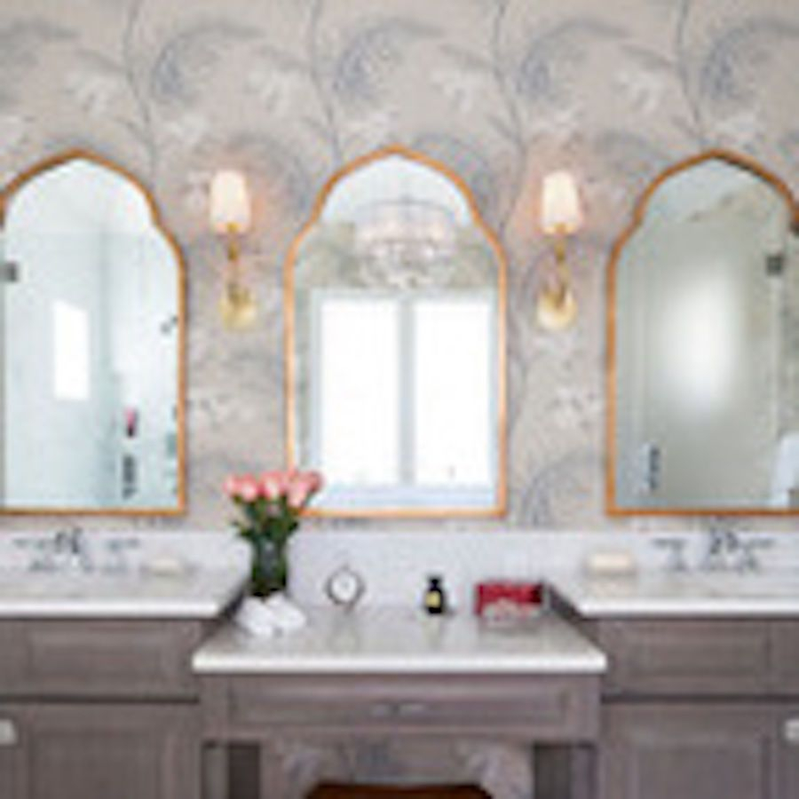 Details About Gold Arched Moroccan Wall Mirror Bathroom Arch with regard to size 900 X 900