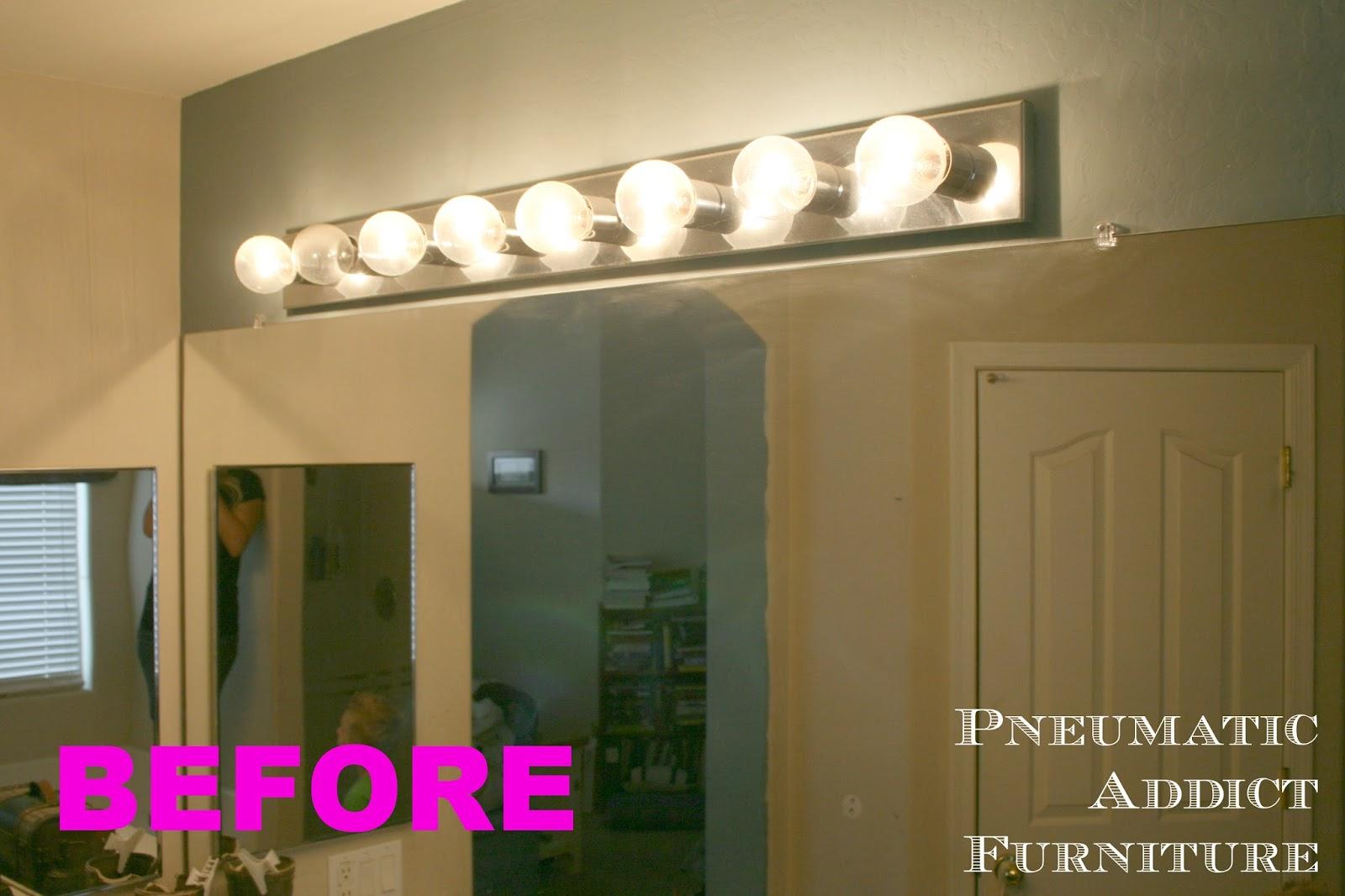 Diy Bathroom Light Fixtures Diy Bathroom Light Fixture Cover with proportions 1600 X 1066