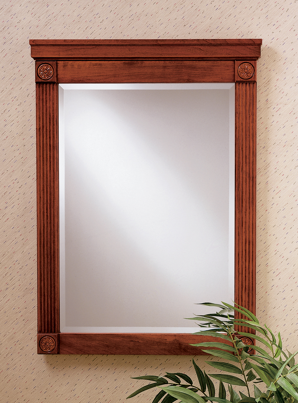 Framed Mirrors Frameless Wood Metal Lacquered Finished in measurements 981 X 1325