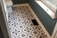 I Painted And Stenciled My Laminate Floors For The Home pertaining to size 3024 X 4032