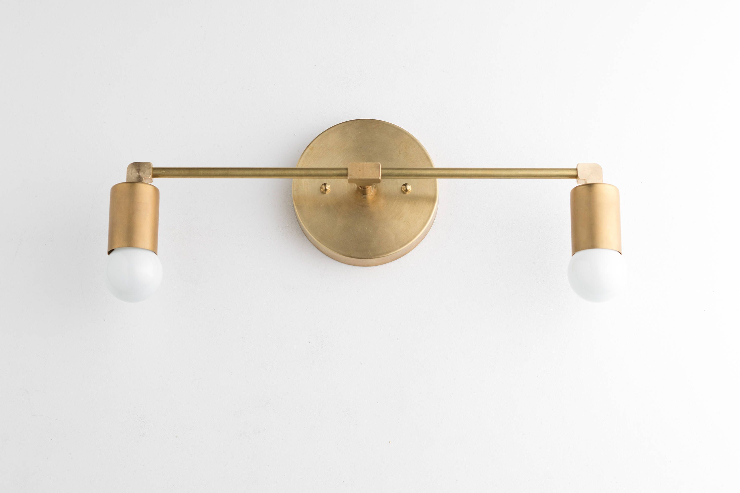 Image Result For Flex Arm Vanity Light Sita Home Brass pertaining to sizing 3000 X 2002