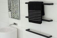 Kado Bar Heated Towel Rail 430 Each Bl Fitout Bathroom with regard to sizing 1200 X 900