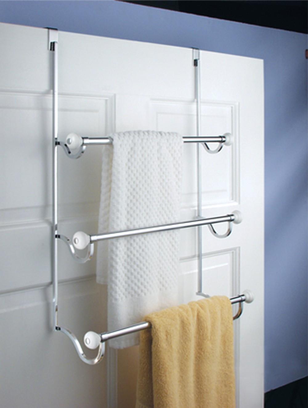 Laundry Shelving Solutions Door Hinge Towel Rack Bathroom for dimensions 1000 X 1325