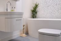 Light Grey Bathroom Floor Tiles Light Grey Bathrooms On intended for proportions 800 X 1291