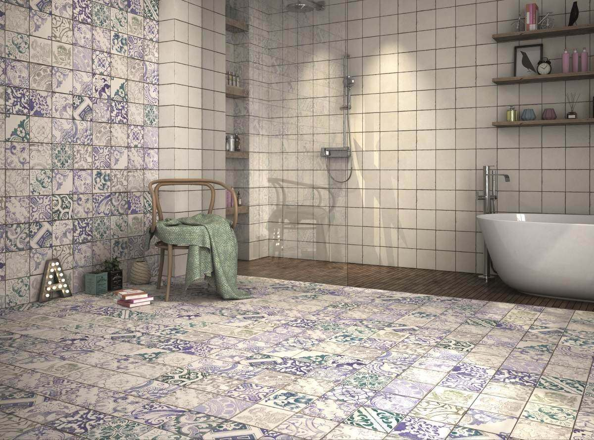 Lisbon White Porcelain Wall And Floor Tile within measurements 1200 X 888