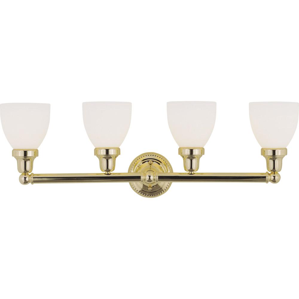 Livex Lighting Lvx 1024 02 Classic Polished Brass Bathroom Light Fixture with regard to sizing 1000 X 1000
