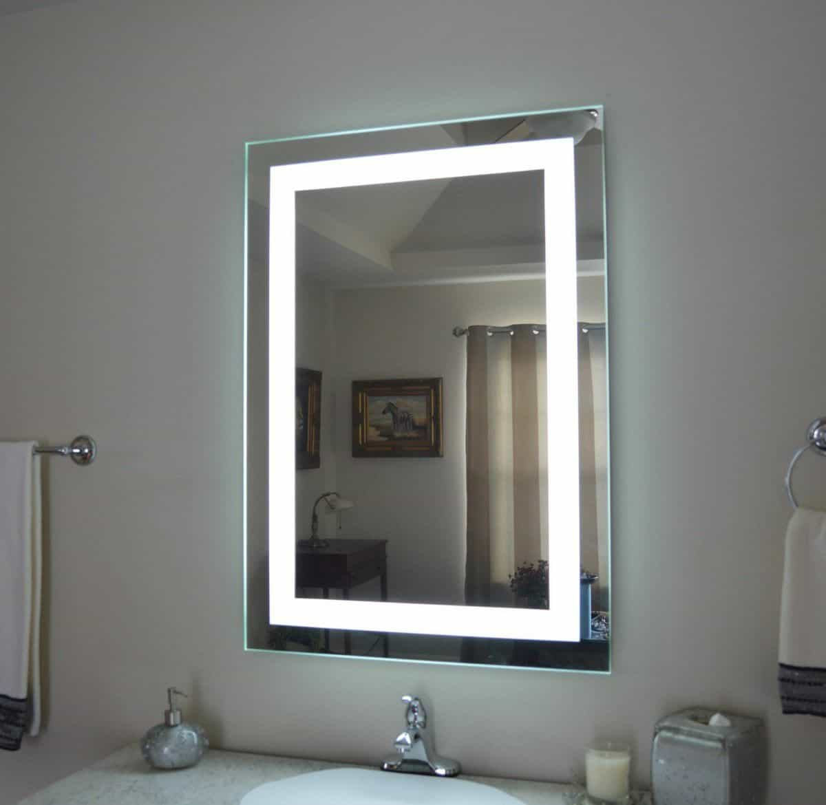 Medicine Cabinet Installed In The Bathroom With Mirror And within measurements 1200 X 1170