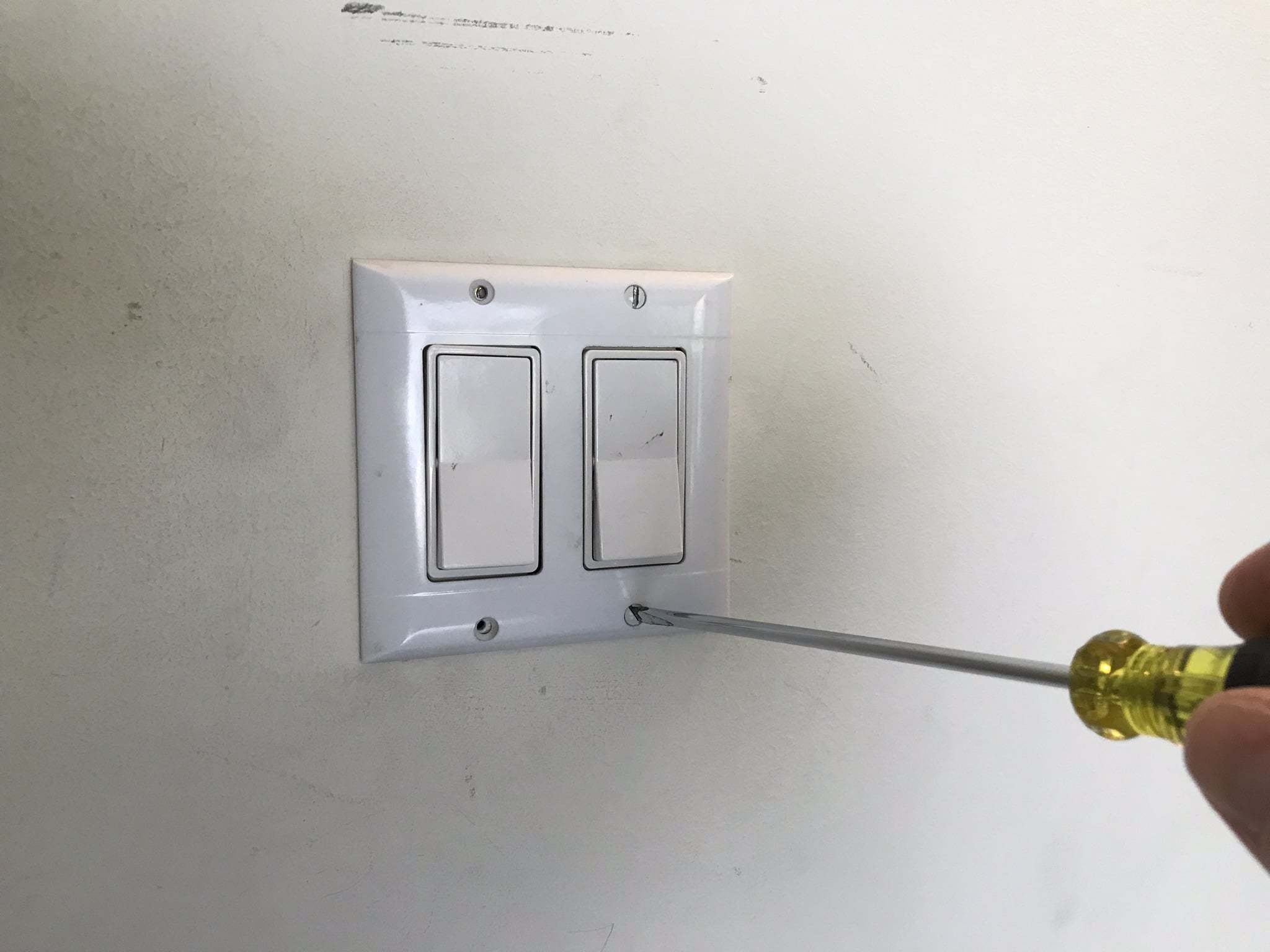 Motion Sensor Light Switch Install Cabin Diy regarding size 2048 X 1536