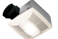 Nutone Qt Series Quiet 130 Cfm Ceiling Bathroom Exhaust Fan With Light And Night Light Energy Star pertaining to dimensions 1000 X 1000