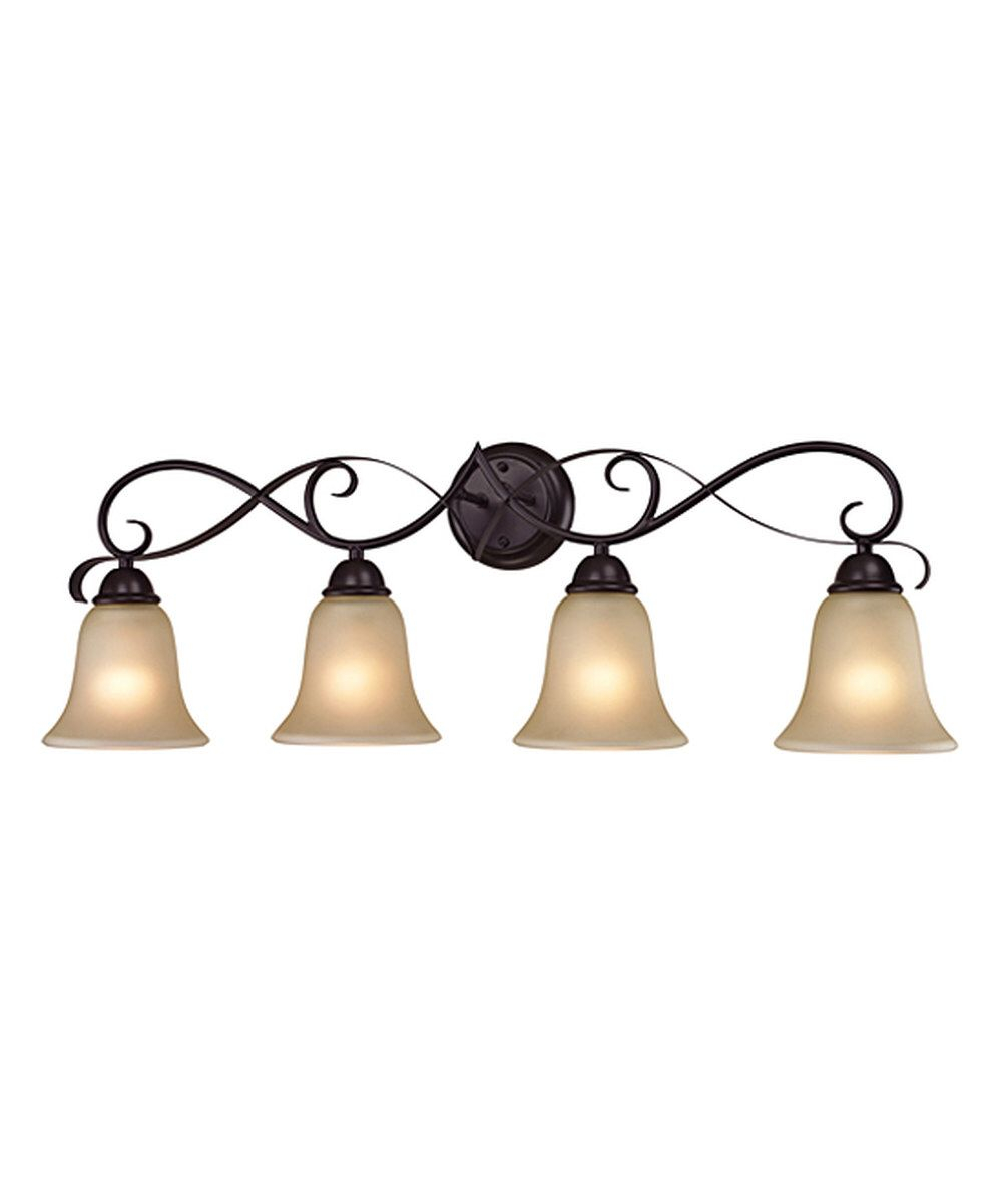 Oil Rubbed Bronze Brighton Four Light Fixture On Zulily 33 pertaining to sizing 1000 X 1201