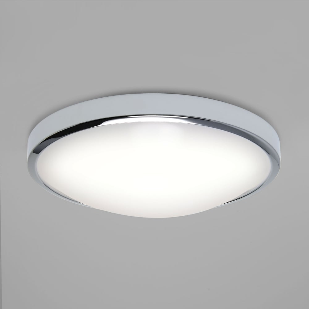 Osaka Chrome Led Bathroom Ceiling Light with sizing 1000 X 1000