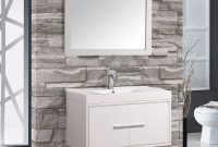 Peirce 36 Single Floating Bathroom Vanity Set With Mirror for sizing 1020 X 1020