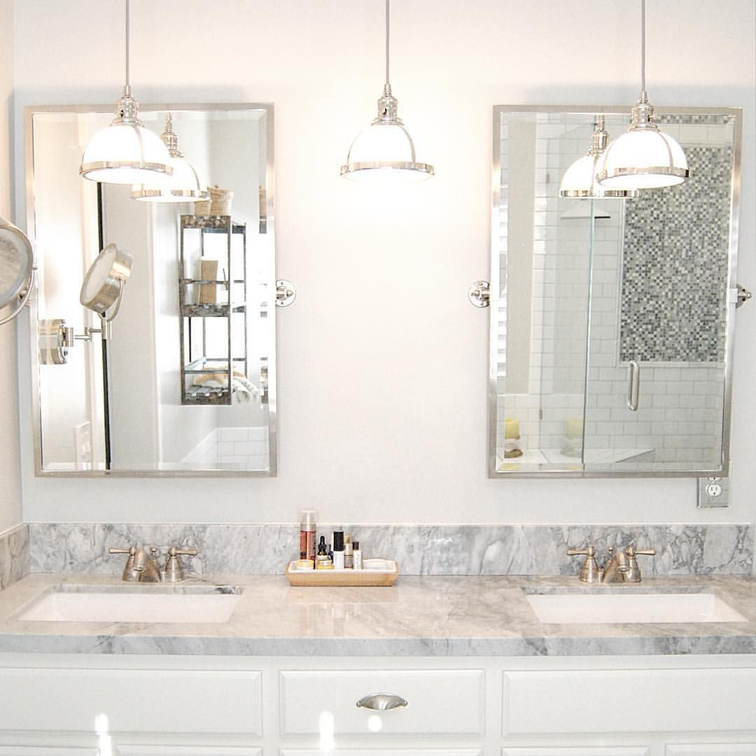 Pendant Lights Over Vanities Are A Favorite Of Mine for proportions 1080 X 1080