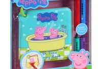 Peppa Pig Bath Coloring Gift Set 5 Pc with regard to measurements 2000 X 2000