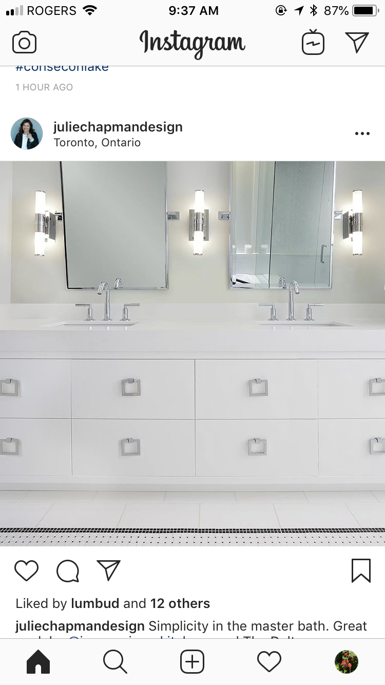 Pin Alice Kent On Consecon Main Bath Bathroom Lighting pertaining to measurements 750 X 1334