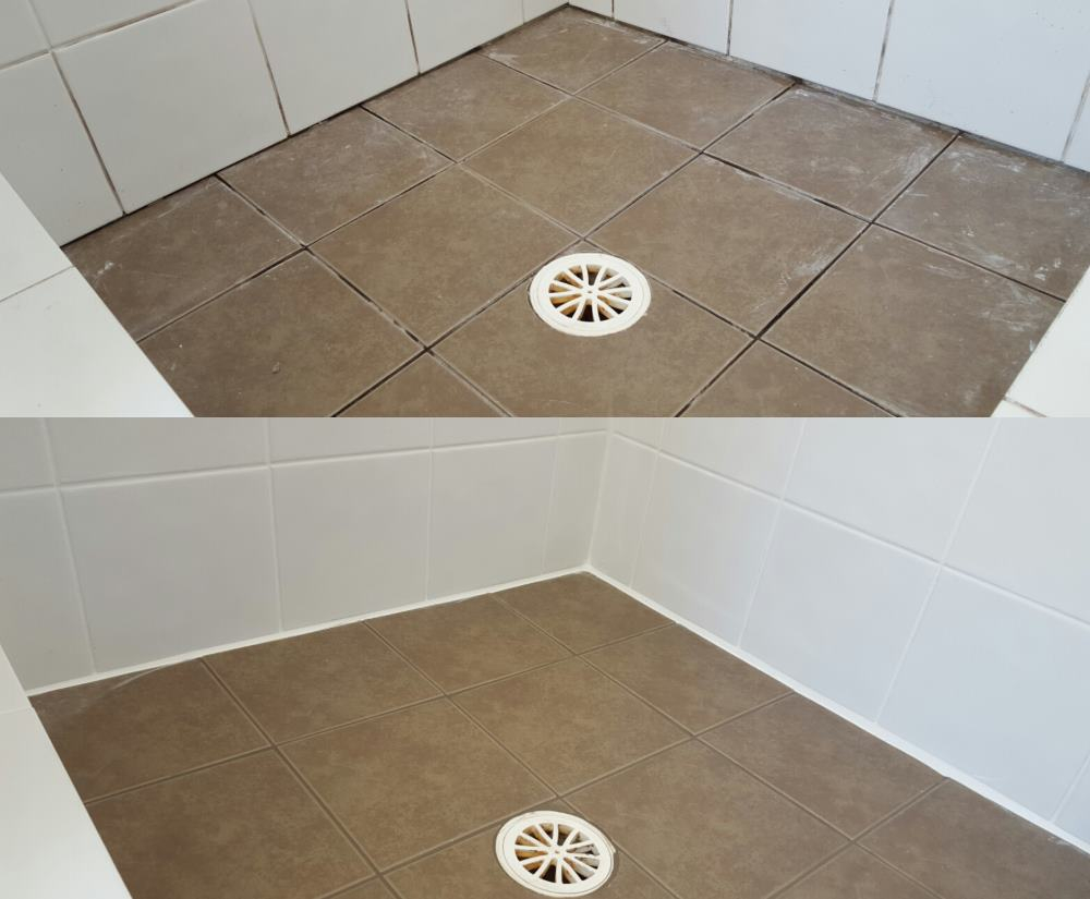 Regrout Bathroom Floor Tiles Review Home Co Roca Tile Houston with regard to proportions 1000 X 825