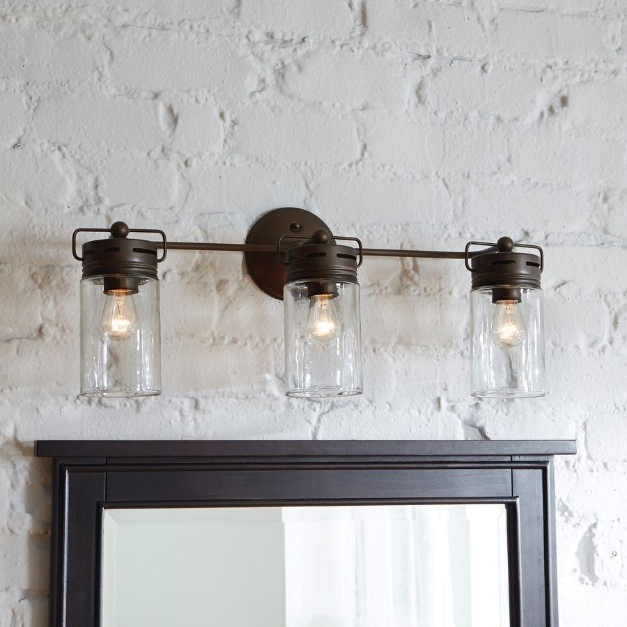 Rustic Bathroom Vanity Lights Alanlegum Home Design regarding dimensions 900 X 900