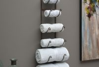 Rustic Iron Wall Rack Household Decorations Home Decor throughout dimensions 1583 X 2000