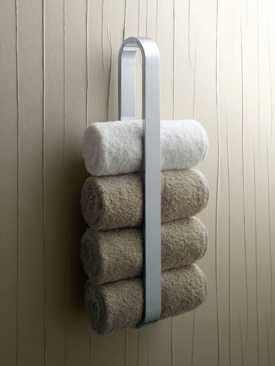 Small Bathroom Towel Rack Solution Home Decor Accessories pertaining to dimensions 915 X 1220