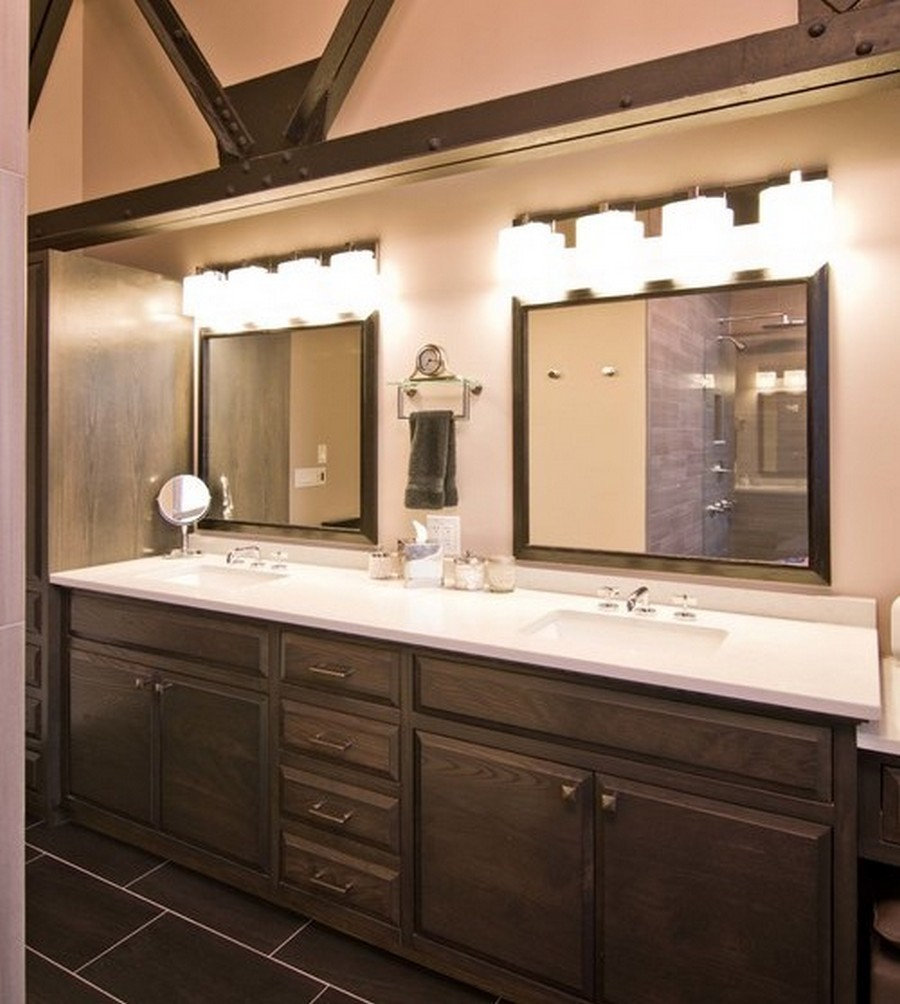 Stylish Bathroom Vanity Lighting Ideas About House Remodel with proportions 900 X 1004