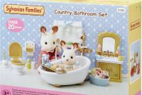 Sylvanian Families Country Bathroom Set within measurements 1200 X 1200