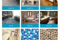 The 13 Different Types Of Bathroom Floor Tiles Pros And within size 735 X 1102
