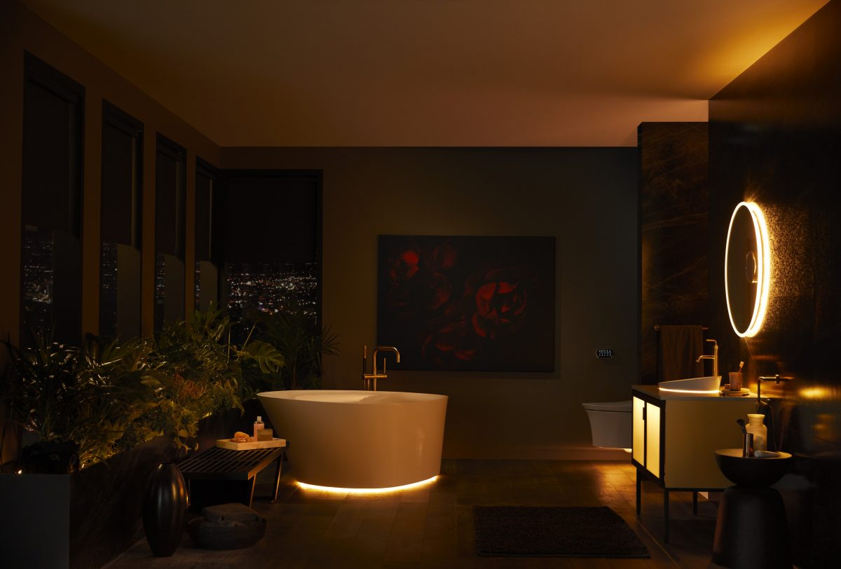 These Futuristic Bathroom Appliances Have Mood Lighting You regarding dimensions 1200 X 812