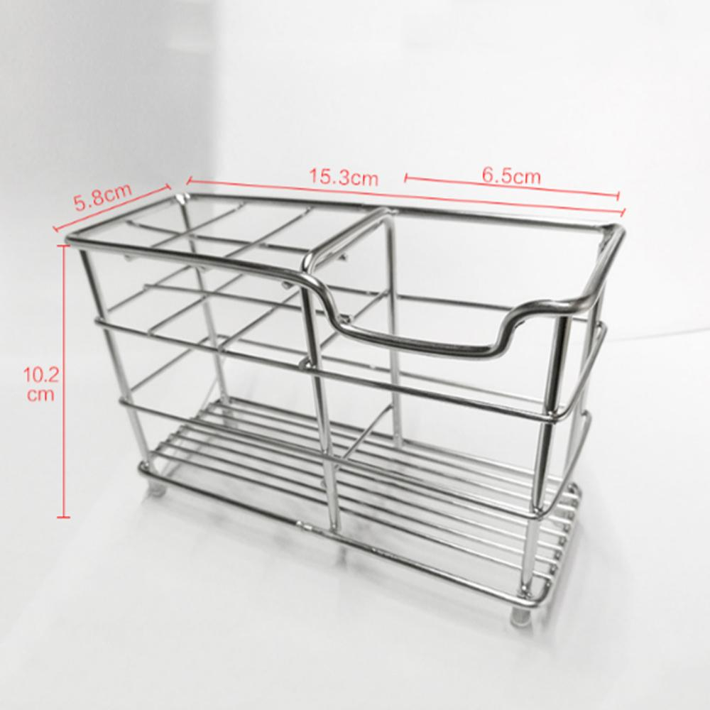Toothbrush Storage Rack Office Pen Holder Hollow Home Organizer Tools throughout sizing 1000 X 1000