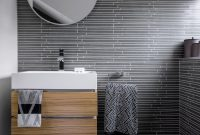 Top 6 Bathroom Tile Trends For 2017 The Luxpad intended for size 1620 X 1080