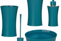 Turquoise Bathroom Accessories 5pc Bathroom Accessories intended for dimensions 2273 X 1996