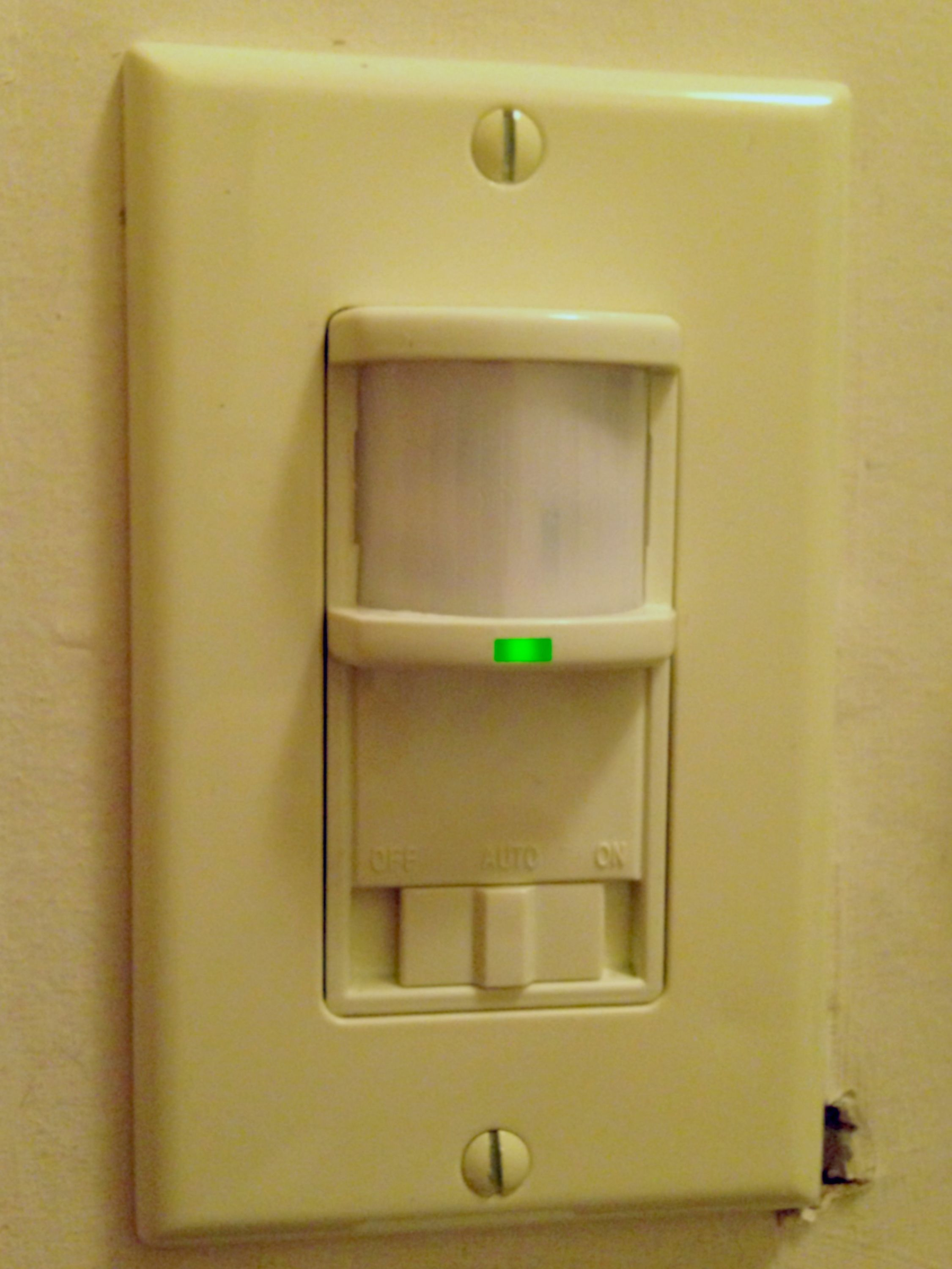 Using Motion Sensor Light Switches pertaining to sizing 2251 X 3001