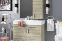 Waldwick 36 Single Modern Bathroom Vanity Set With Mirror intended for measurements 2000 X 2000