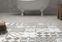 Why Do Patterned Tiles Work So Well In The Bathroom in measurements 1000 X 1000