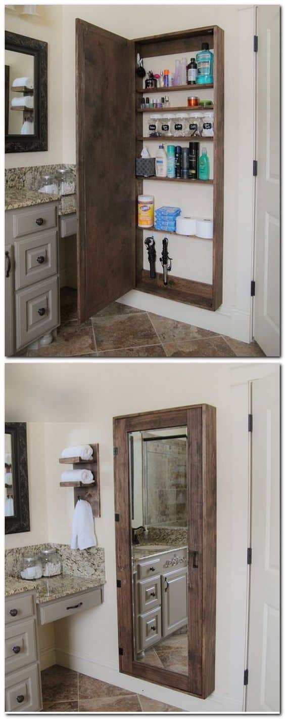 11 Ingenious Hidden Storage Ideas For Your Home That Youll Love with regard to sizing 564 X 1420