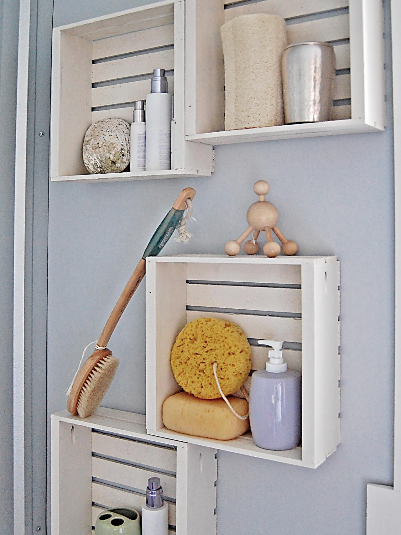 12 Clever Bathroom Storage Ideas Ideas For The House within size 1280 X 1707