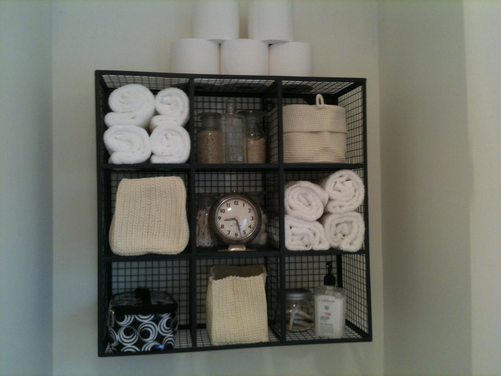 17 Brilliant Over The Toilet Storage Ideas Bathroom for sizing 1600 X 1200