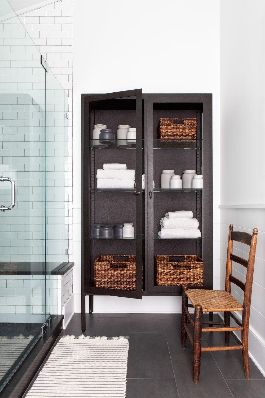20 Best Bathroom Storage Ideas In 2019 Creative Bathroom for sizing 1000 X 1500