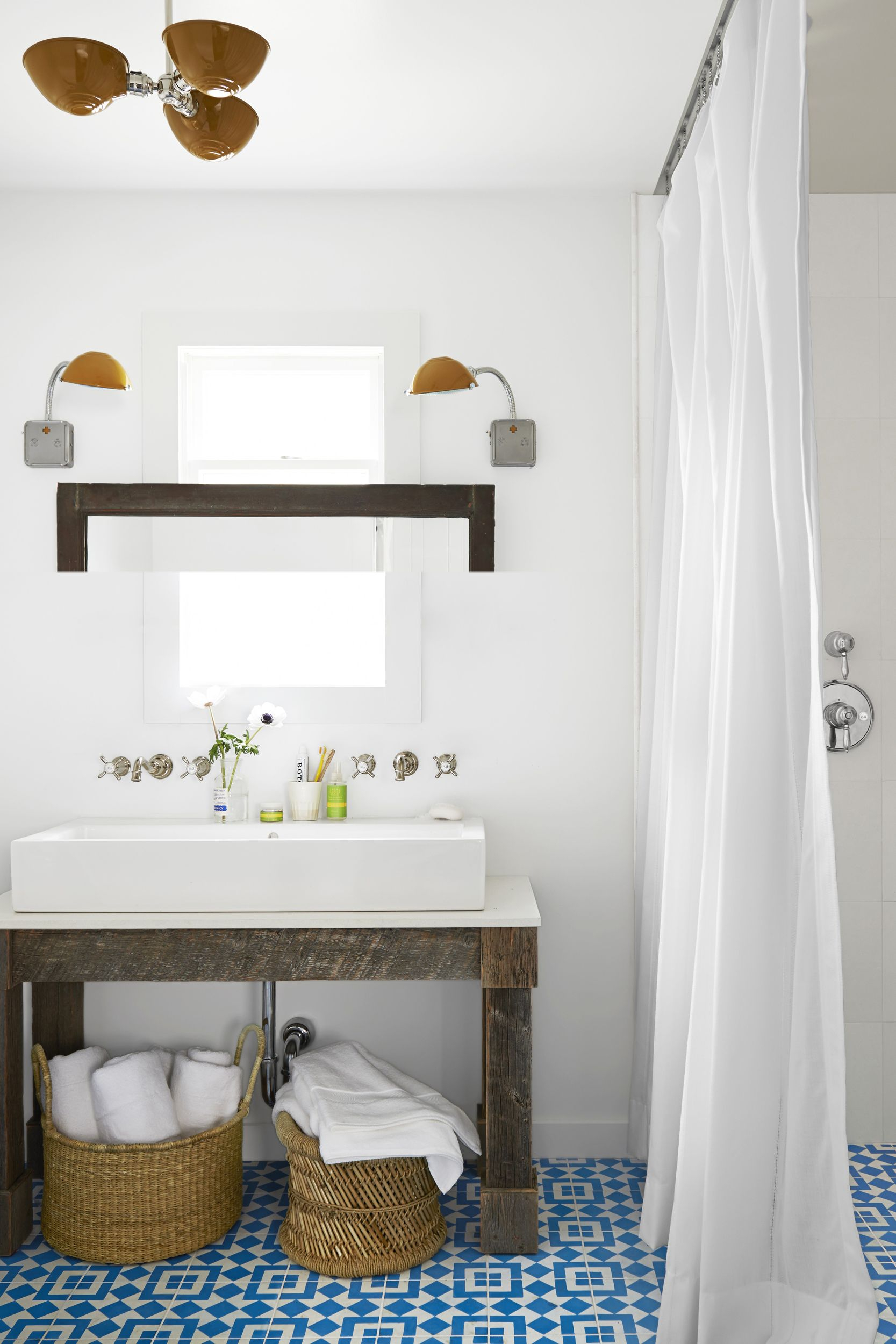 22 Small Bathroom Storage Ideas Wall Storage Solutions And pertaining to size 1667 X 2500