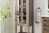 24 Wakefield Linen Storage Cabinet Gray Wash Pine regarding measurements 1500 X 1500