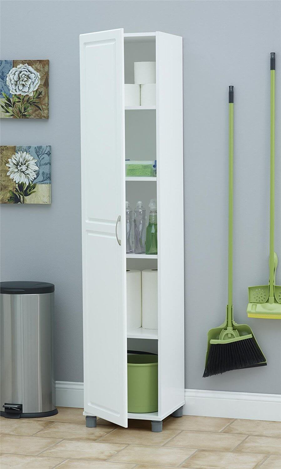 26 Best Bathroom Storage Cabinet Ideas For 2019 in sizing 899 X 1500