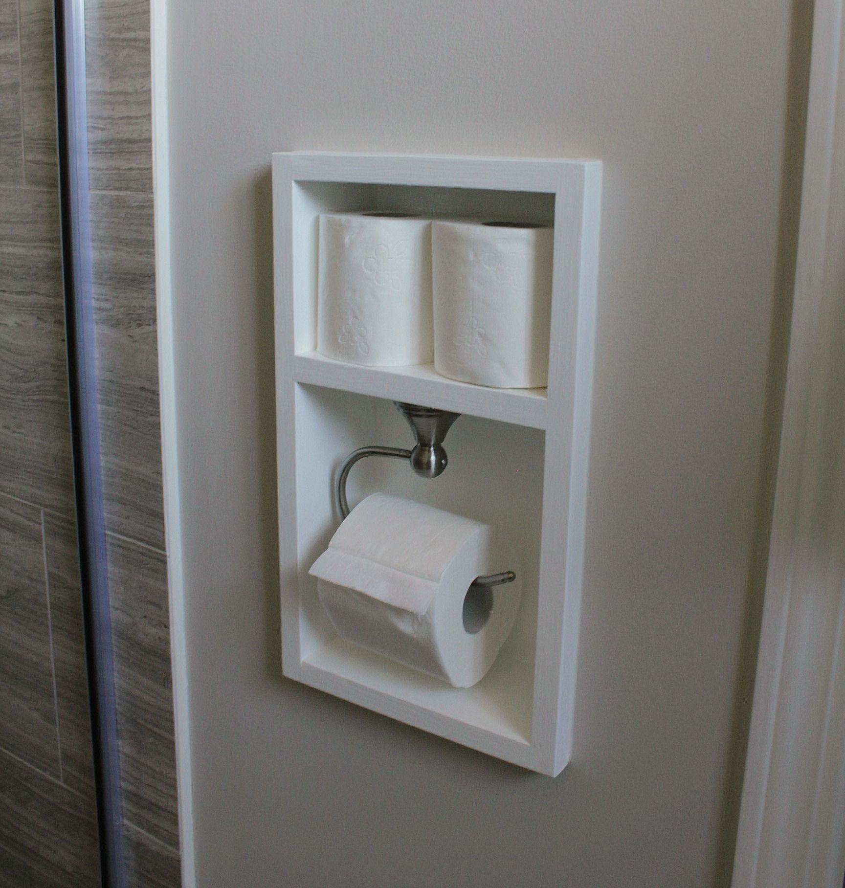 30 Best Bathroom Storage Ideas To Save Space 401 in dimensions 1728 X 1816